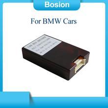 Scatola di decodifica Canbus Stereo 2 Din /1 Din autoradio per BMW serie 5/3 E90/X5/X1/120