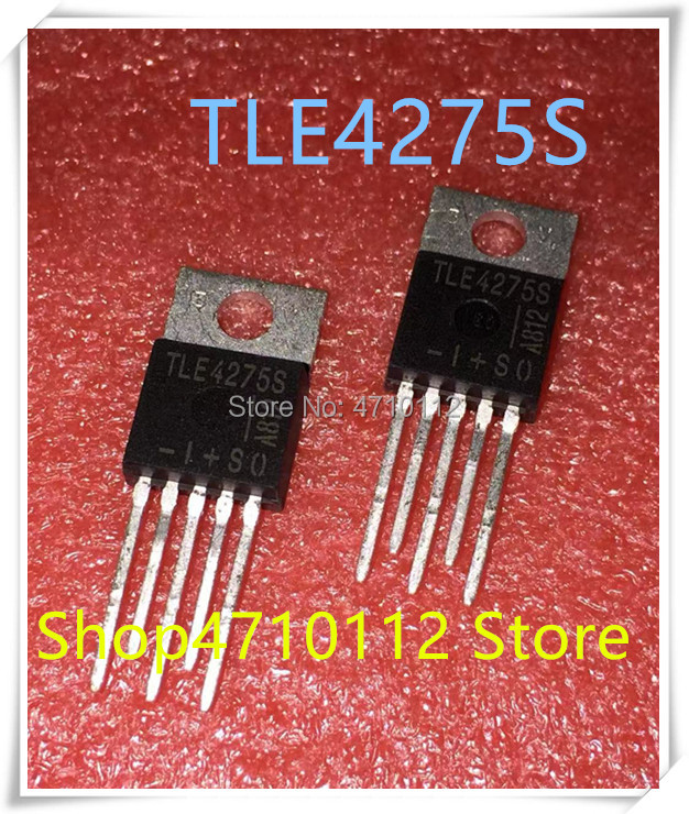 NEW 10PCS/LOT TLE4275S TLE4275 4275S TO-220-5 IC