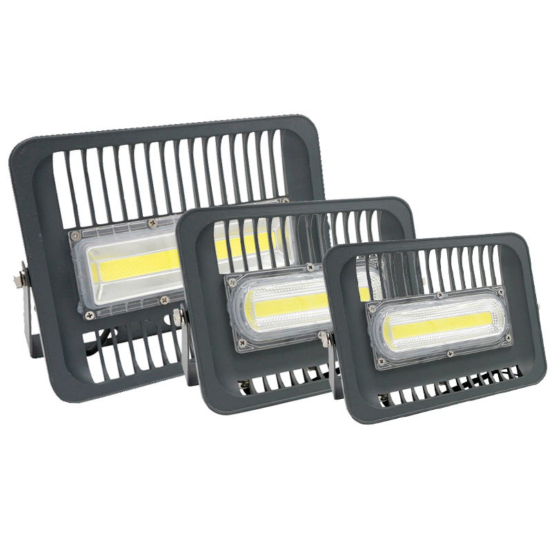 Waterproof IP65 Reflector LED Flood Light 30W 50W 70W 100W AC 220v 240V LED Floodlight For Spotlight LED Outdoor Lighting