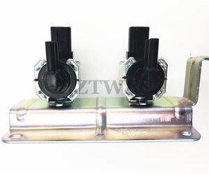 Image 5 - Kostenloser Versand Vakuum Magnetventil Saugrohr Runner Control Für Ford Fiesta Fokus 4M5G 9J559 NB 4M5G9J559NB