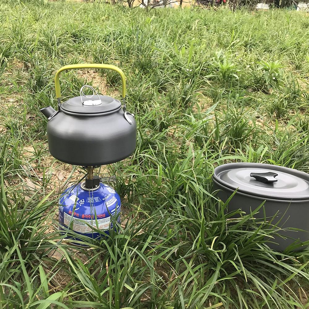 Ultralight Mini Camping Stove 6