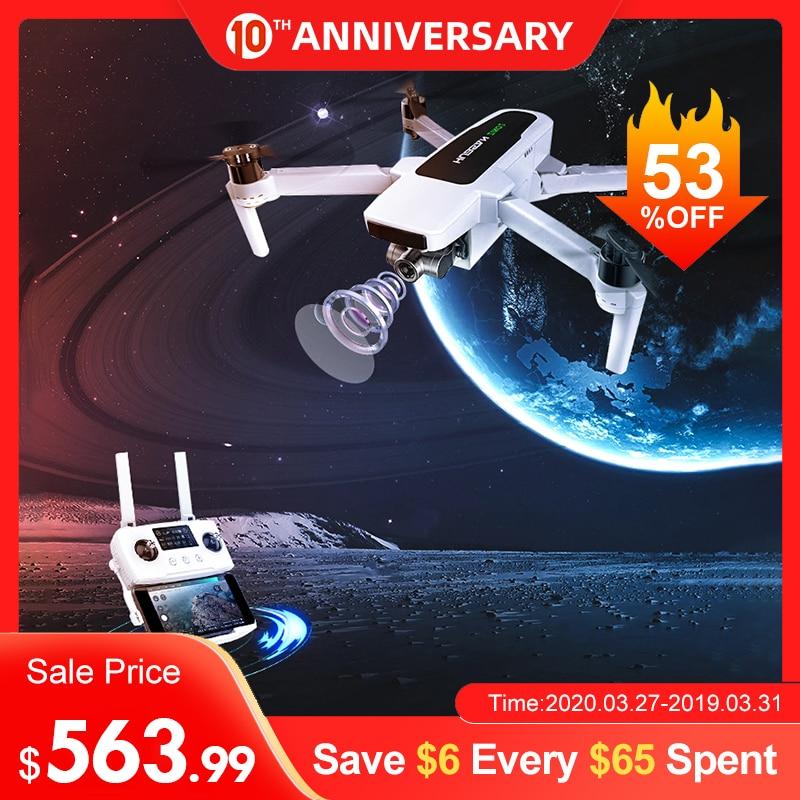 Presale Original Hubsan Zino 2 LEAS 2.0 Drone GPS 8KM 5G WiFi FPV With 4K 60fps UHD Camera 3-axis Gimbal RC Quadcopter Drones