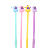 Creative elephant gel pen cute cartoon learning stationery water office supplies sign