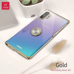 Image 2 - For Samsung Note 10 Plus Case Xundd Luxury Hard Clear PC Case With Ring Holder for Note 10+ for Note 10 Plus 5G