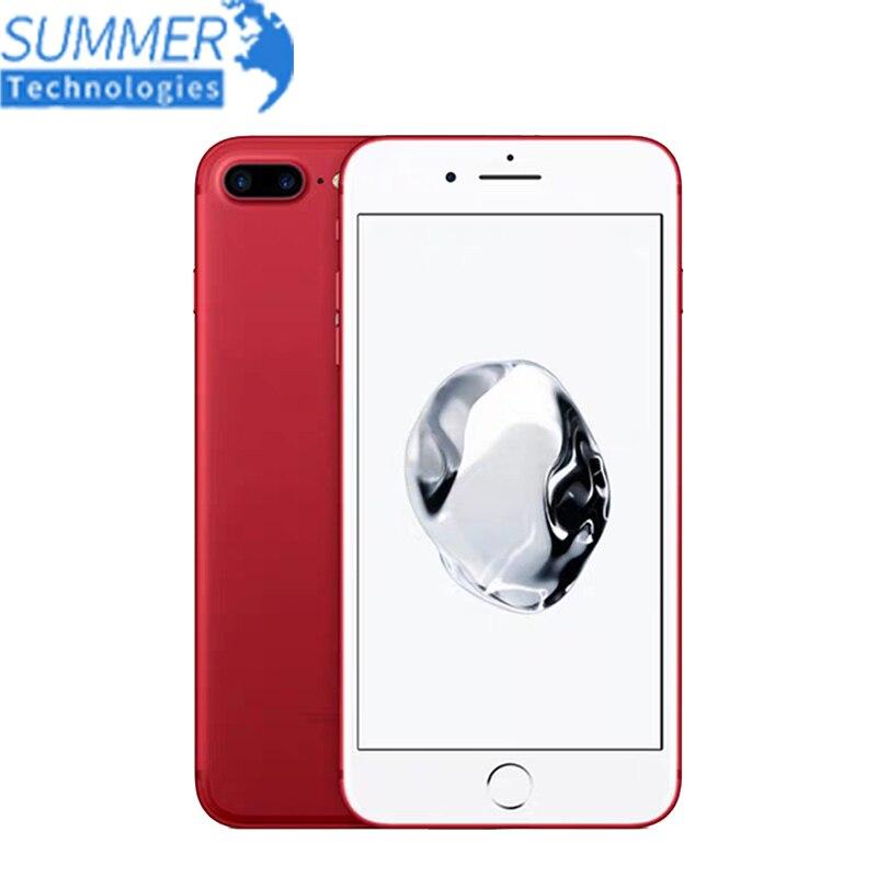Smartphone Original Apple IPhone 7 Plus IOS Quad Core A10 RAM 32GB 128GB 256GB ROM Dual 12.0MP LTE Used Mobile Phone 3GB