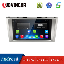 9 inch Android 9.1 Car Radio for Toyota Camry 2006-2011 2din Car Stereo GPS Navigation