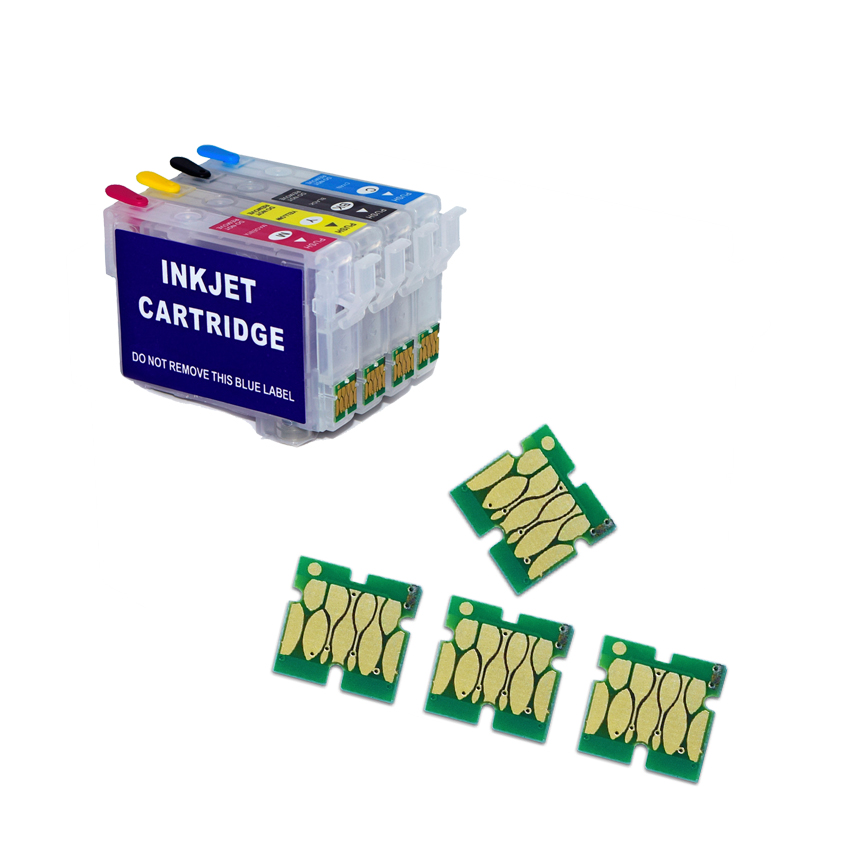 Europe 603xl Ink Cartridge For Epson Expression Home XP-2100 XP-2105 XP-3100 XP-3105 XP-4100 XP-4105  WF-2810 WF-2830 WF-2835