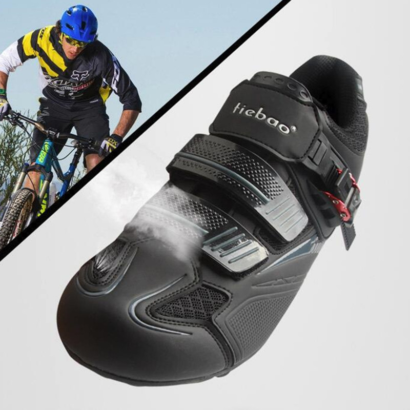 Tiebao Cycling Shoes New Non-lock MTB Road Bicycle Shoes Men Women Ventilation Suitable For Cycling Walking Rubber Outsole Shoes