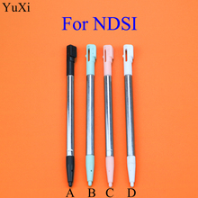 Stylus-Pen Extendable Ndsi Touch-Screen Nintendo Metal Yuxi for Multi-Color