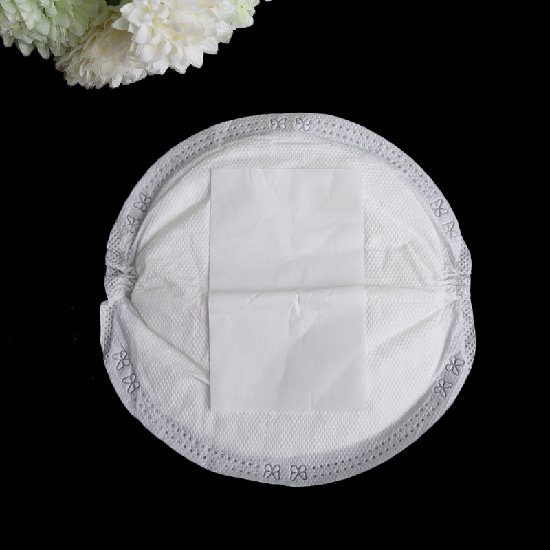 10x Breast Nipple Milk Pad Disposable Breast Nursing Pads For Breastfeeding Bra GXMB