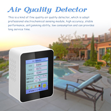 Detector Co2-Meter Air-Quality Temperature-Humidity-Display-Co2-Meter Quantity TVOC Electricity