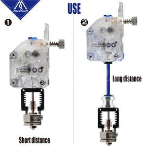 Image 5 - Mellow Alle Metalen Nf Crazy Hotend V6 Koperen Mondstuk Voor Ender 3 CR10 Prusa I3 MK3S Alfawise Bmg Extruder 3D Printer Onderdelen
