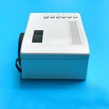 Проектор HD 1080P Мини Портативный с поддержкой tf-карты прочный для домашнего кинотеатра OUJ99