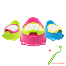 Baby Potty Toilet-Training-Chair Cute with Removable-Storage-Lid Easy-Clean Increase-Size