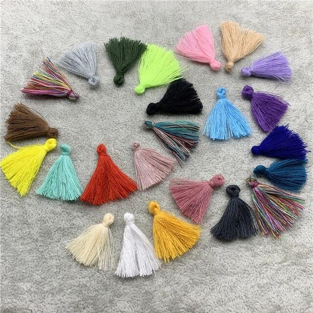 Σετ φουντίτσες κρόσια 30 τμχ διάφορα χρώματα