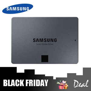 SAMSUNG SSD 870 QVO 1TB Internal Solid State Drive HDD 2.5 inch SSD SATA3 V-NAND For Laptop Desktop PC MLC Hard Drive 2tb