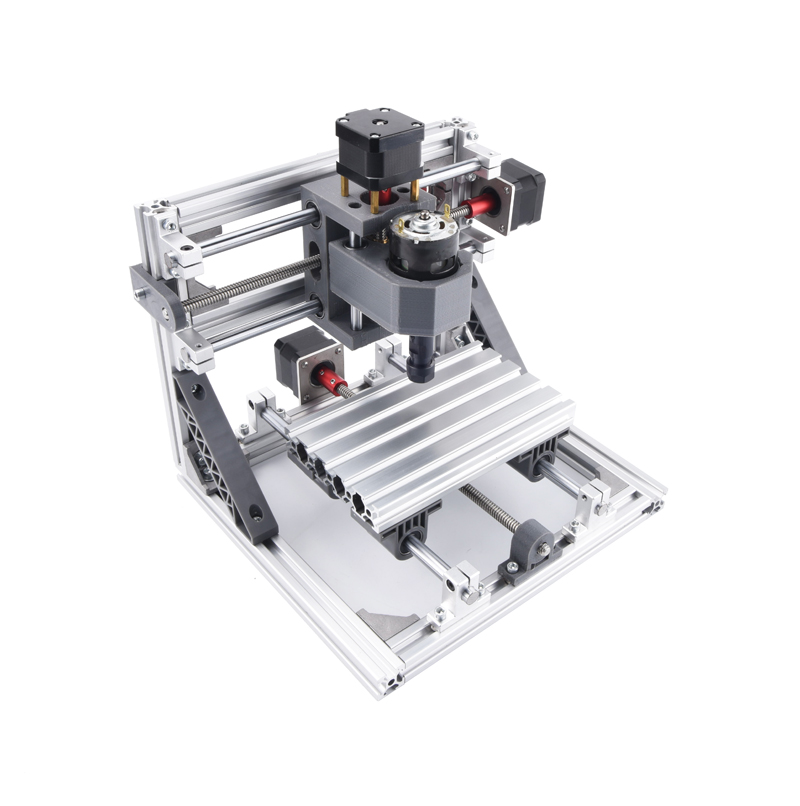 CNC 1610 avec ER11, machine de gravure cnc bricolage, mini fraiseuse - Machines à bois - Photo 3