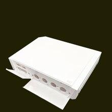 1 قطعة مع التجزئة التعبئة المضيف قذيفة الإسكان غطاء ل وي وحدة التحكم استبدال قذيفة مع أجزاء التجزئة الكامل