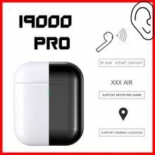 Original i9000 PRO TWS 1:1 Wireless Headphones GPS Bluetooth 5.0 Sport in ear Smart Sensor pk i90000
