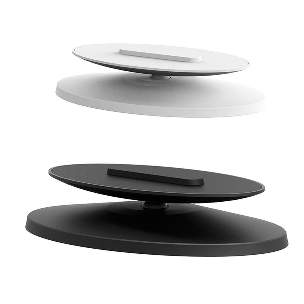 Алюминиевый нескользящий Кронштейн-подставка для Amazon Echo Show 5, вращающийся на 360 градусов держатель динамика
