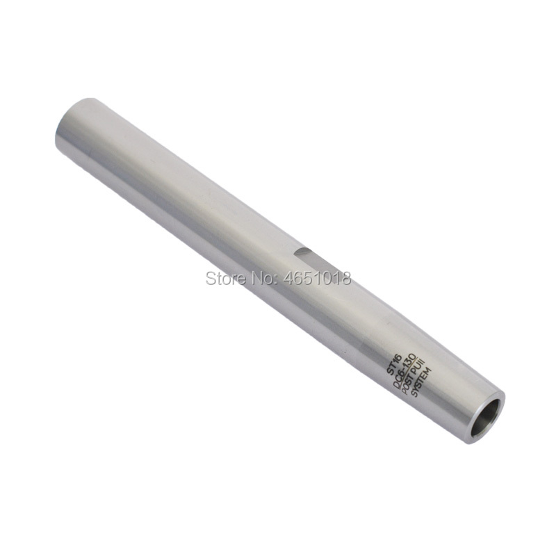 Купить с кэшбэком Precision C8 SLD3-4 C10 SLD3-6 C12 SLD3-8-100L 150L C16 SLD4-SLD10 side lock extension rod straight slim shank deep hole process