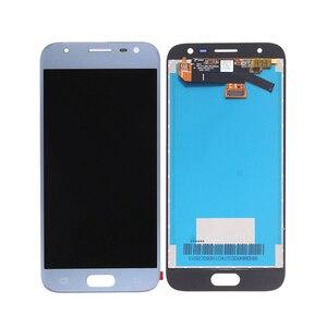 Image 2 - Original สำหรับ Samsung Galaxy J3 2017 J330 จอแสดงผล LCD Touch Screen Digitizer สำหรับ Samsung J330F SM J330F อะไหล่ซ่อมเครื่องมือฟรี