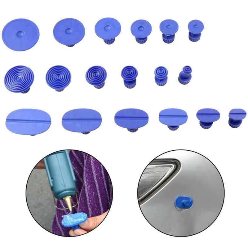 18 יח'\סט האוניברסלי אוטומטי רכב אטם דנט תיקון כחול הסרת כלי מחוזק פלסטיק ישים לכל pullers אביזרי רכב
