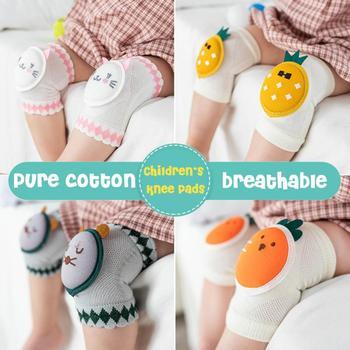 Bawełniane dziecięce ochraniacze na kolana pełzające ochraniacze dziecięce ochraniacze na kolana dziecięce ochraniacze na kolana dziecięce getry antypoślizgowe bezpieczeństwo gorąca sprzedaż tanie i dobre opinie CN (pochodzenie) Wiosna i jesień W wieku 0-6m 7-12m 13-24m 25-36m Dziecko dla obu płci baby COTTON Na co dzień W stylu rysunkowym