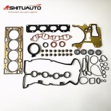 Metal Full Set Engine Rebuild Kits Automotive Spare Parts Engine Gasket Fit for Chevrolet cruze Opel OEM#55568528 93186911