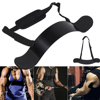 Weightlifting Arm  Adjustable Arm Trainer Bicep Arm  Fitness Arm Biceps Bomber Weightlifting Biceps Training Board цена 2017