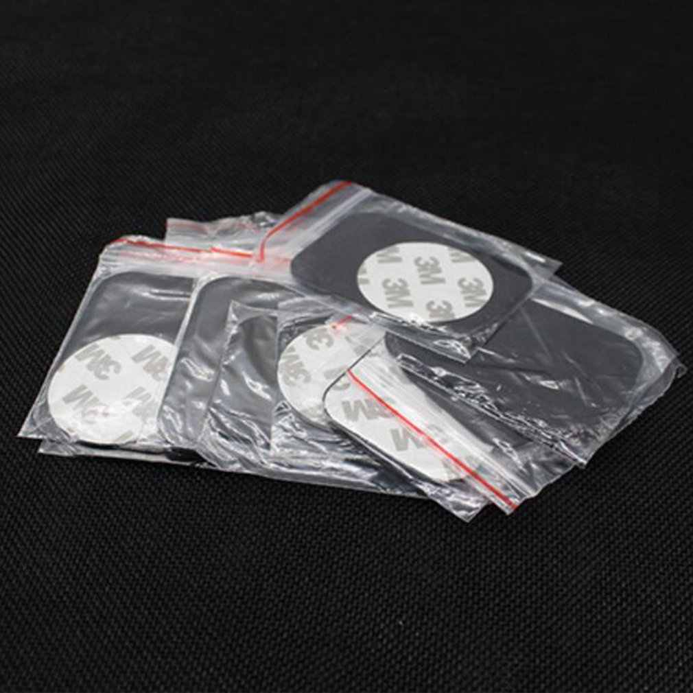 Pelat Logam Disk untuk Magnet Mobil Ponsel Holder Besi Lembar Stiker untuk Magnetic Ponsel Pemegang Mobil Berdiri Mount