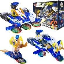 Screechers vahşi patlama çevirir dönüşüm çıkartmalar robot araba anime aksiyon figürleri avcısı yakalama çip gofret çocuk boys kız oyuncaklar