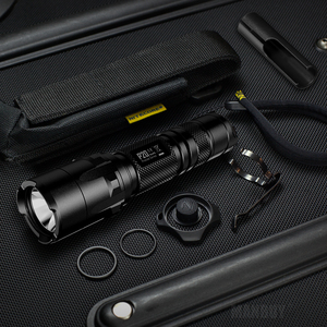 Image 5 - NITECORE P20 Tactical LED Flashlight Waterproof 18650 Outdoor Camping Hunting Portable With NTH30B + 2300mah Battery package