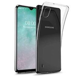 Прозрачный силиконовый чехол из ТПУ для Samsung Galaxy A10