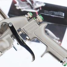 цена на free shipping original JGX-502 spray gun JGX502 manual spray gun HVLP air tools pneumatic painting gun gravity suction feed type