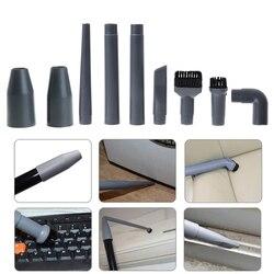 Skymen 9 pçs/set universal aspirador de pó acessórios multifuncional escova canto conjunto bocal plástico alta qualidade e nova marca