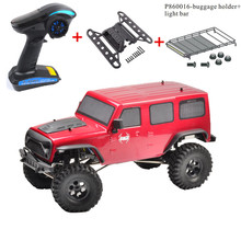 RGT RC Crawler 1:10 Scale 4wd Car Off Road Monster Truck Rock Cruiser EX86100 Hobby RTR 4x4 Waterproof Toys