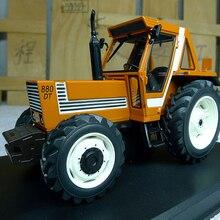 Редкое Специальное предложение 1:32 880 DT(RP035) Трактор Сельскохозяйственная модель автомобиля коллекционная модель сплава