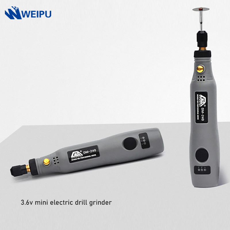 Mini Cordless Electric Drill Power Tools 3.6V Grinder Grinding Accessories Set  Wireless Engraving Cutting Pen  Dremel Home DIY