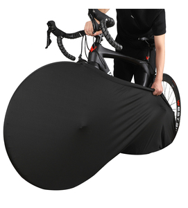 Image 5 - WEST BIKING Bicycle Cover Indoor Bike Wheels Cover Storage Bag Bike accessories Dustproof Scratch proof Cycling Protect Cover