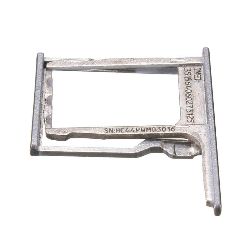 Sim Card Tray Holder Slot + Micro-Sd Card Memory Holder Replacement For Htc One M8 Replacement Parts
