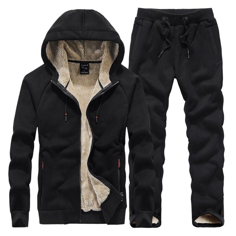Homme-sweat-costume-automne-hiver-pais-chaud-surv-tement-2-pi-ces-sweats-capuche-ensembles-m