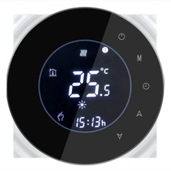 Two-Regulated Central Air Conditioner With Wifi Lcd Wireless Thermostat Smart Life Application