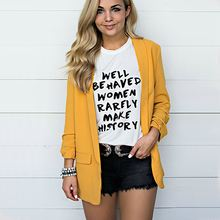Новинка 2020 модная деловая куртка для женщин деловой костюм