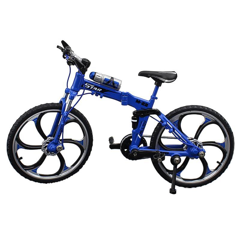 1:10 Zinc Alloy Bike Model Racing Cycling Toy Road//Mountain Bike Bicycle 1X HOT!