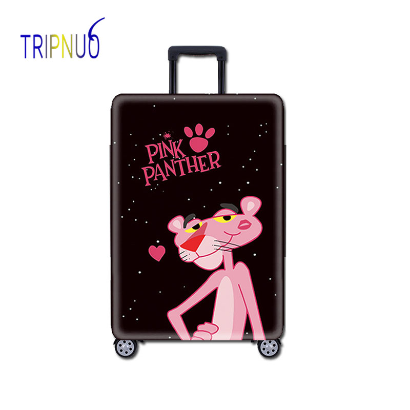 TRIPNUO Cartoon Elastic Luggage Protective Cover Suit For 18-32 Inch Trolley Suitcase Case Covers Travel Accessories