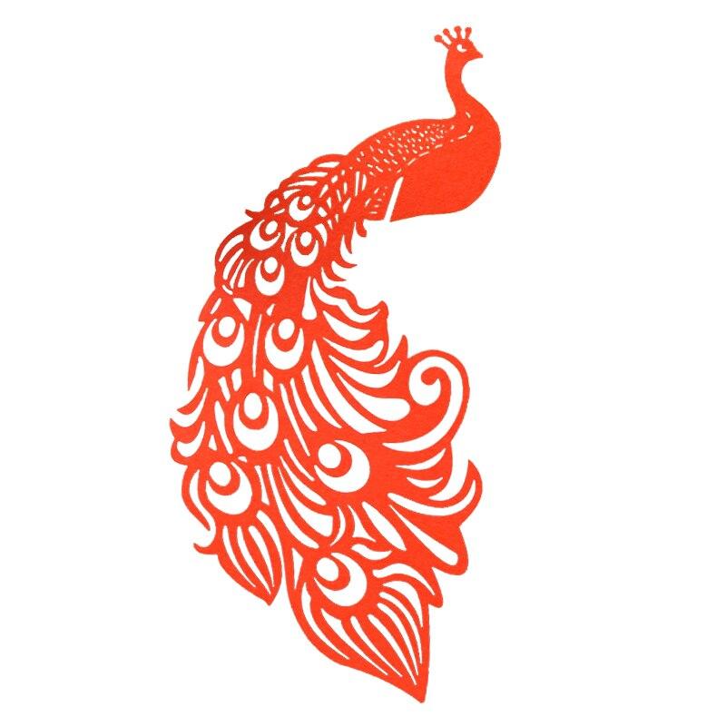 25 шт./лот лазерная резка Павлин вина стеклянная карта декоративная бумага для вечеринок Место Карты Свадебные украшения для винтажных свадебных сувениров - Цвет: Orange