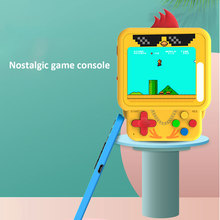 Mini Retro Video Gaming Console 99 in 1 Handheld 2.2 inch Pocket Game Players Classic Video Game Console For Kids Gifts