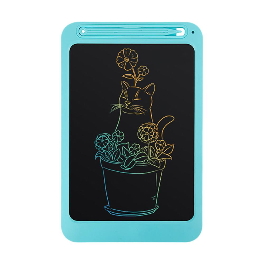 8.5 Inch Color LCD Drawing Board Home Graffiti Board Painting Write Handwriting Board Light Energy Electronic Small Blackboard