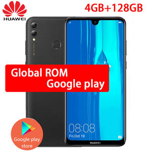 HUAWEI Snapdragon 660 Enjoy Max Smartphone 64gb Octa Core Face Recognition 16MP New Qual-Comm